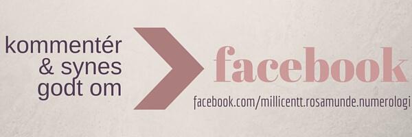 facebook- Numerolog Millicentt Rosamunde (Millielil Rosamunde)
