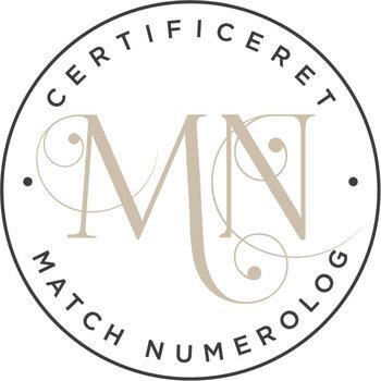 Certificeret Match Numerolog - Numerolog Millicentt Rosamunde (Millielil Rosamunde)