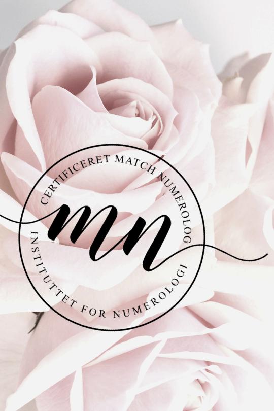 Match Numerolog Foreningen - Instituttet for Numerologi - den klassiske numerologi