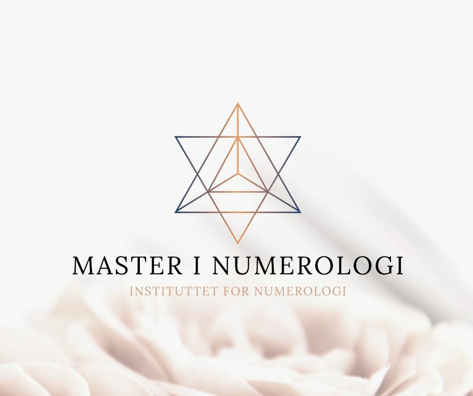 Master Uddannelsen i Numerologi - Instituttet for Numerologi - Klassisk numerolog Millicentt Rosamunde