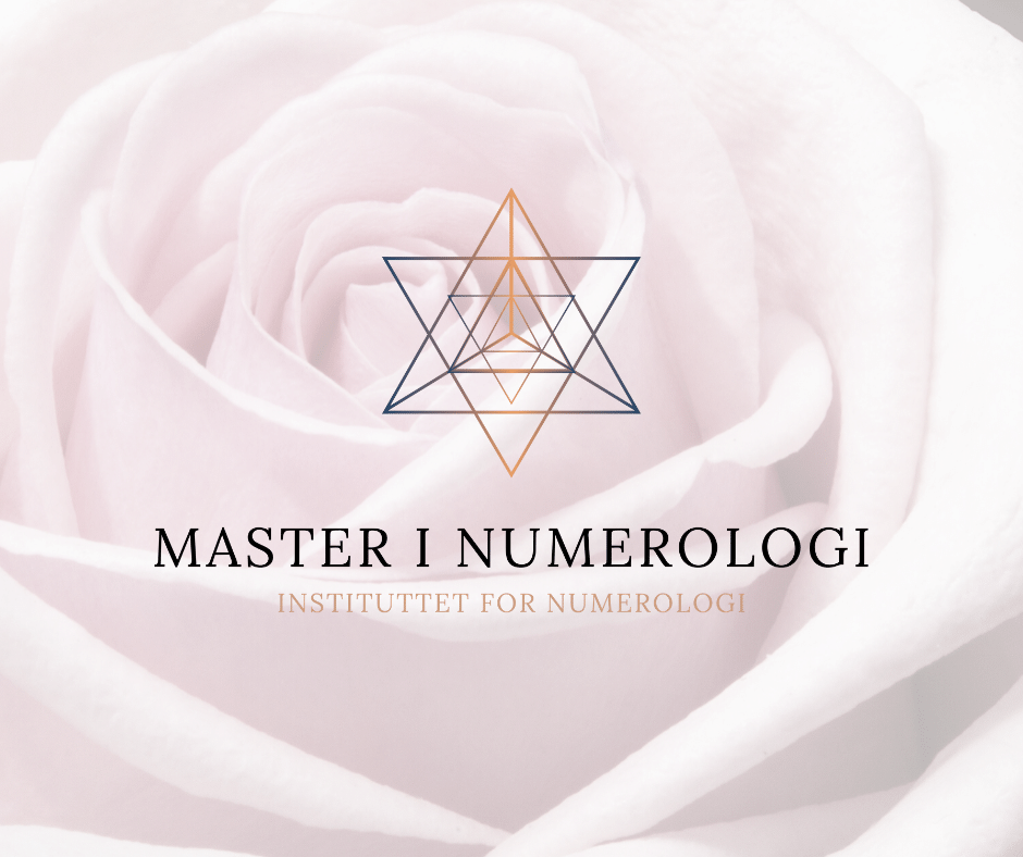 Master Uddannelsen i Numerologi - Millicentt Rosamunde - den klassiske numerologi